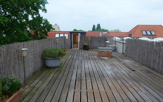 Dachterrasse in Magdeburg, wohnung mieten, immodrom , Immobilienmakler, magdeburg