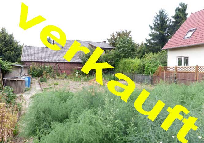 Immodrom, Bauland kaufen in Magdeburg, verkauft