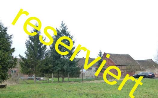 Immodrom, Immobilienmakler Magdeburg »  Reserviert: Bauland 933 m²- auf die Plätze; bauen; los! Bauträgerfreies Grundstück in Gladau bnA37