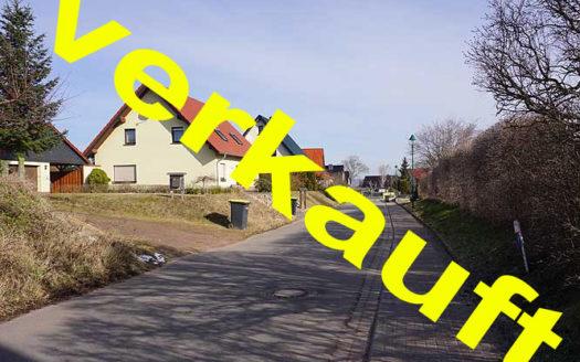 Immodrom, Immobilienmakler Magdeburg -  verkauft:  preiswertes bauträgerfreies Bauland  wtA743