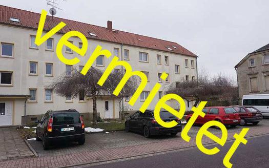 Immodrom, Immobilienmakler Magdeburg »  Kleine 1 Raum Wohnung mit Einbauküche in Ochtmersleben wtA746