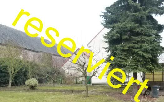 Immodrom, Immobilienmakler Magdeburg »  reserviert: Baugrundstück 1137m² umgeben von alten Gutshöfen Dorfkern Alt Olvenstedt **BAUTRÄGERFREI** BnA36