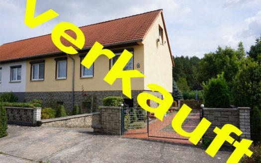 Immodrom, Immobilienmakler Magdeburg »  verkauft: kleines preiswertes Einfamilienhaus in Güsen wtA721