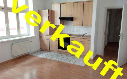 Immodrom, Immobilienmakler Magdeburg -  verkauft: Kapitalanlage: 2 Raum Wohnung in der Prachtstrasse Stadtfeld's wtA751