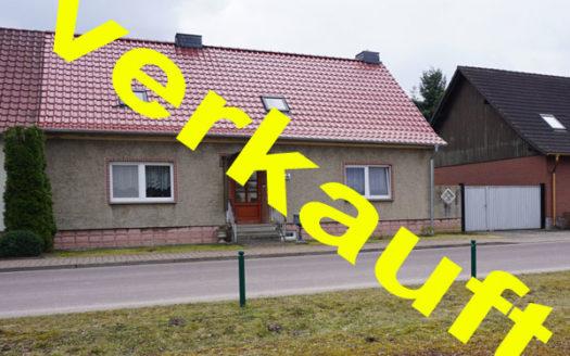 Immodrom, Immobilienmakler Magdeburg »  verkauft: preiswertes Einfamilienhaus in Derben wtA744
