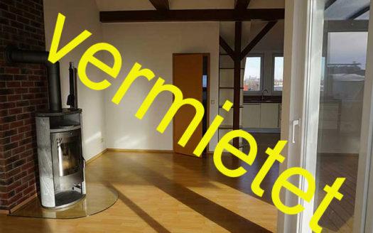 Immodrom, Immobilienmakler Magdeburg »  vermietet: 3- 4 Zimmer Wohnung, Maisonette, Dachterrasse + Balkon , ein Traum wtA772