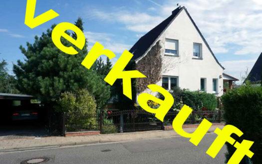 Immodrom, Immobilienmakler Magdeburg »  VERKAUFT: ohne Käuferprovision; Einfamilienhaus in Magdeburg Reform wtA763