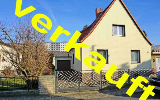 Immodrom, Immobilienmakler Magdeburg »  VERKAUFT; Einfamilienhaus in Magdeburg Nord (Kannenstieg) wtA771