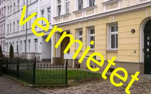 Immodrom, Immobilienmakler Magdeburg »  teilmöbelierte 2 Raum Wohnung mit Einbauküche in Sudenburg bnA11
