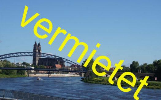 Immodrom, Immobilienmakler Magdeburg »  vermietet: 2 Raum Wohnung in Elbnähe (Hochpaterre) wtA791