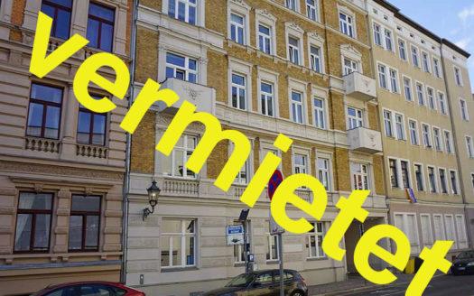 Immodrom, Immobilienmakler Magdeburg »  vermietet: 4 Raum Wohnung im Zentrum von Magdeburg wtA793