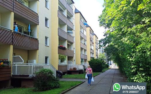 Immodrom, Immobilienmakler Magdeburg -  2 Raum Wohnung in Magdeburg, Balkon wtA804