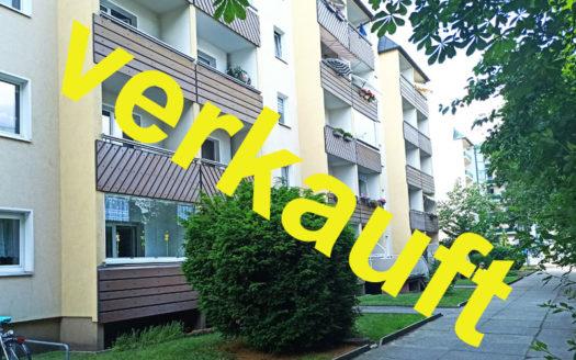 Immodrom, Immobilienmakler Magdeburg -  verkauft: 2 Raum Wohnung in Magdeburg, Balkon wtA804