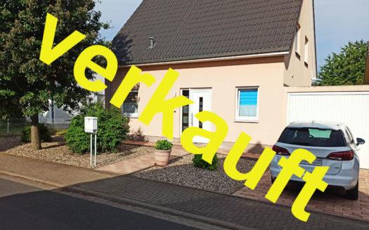 Immodrom, Immobilienmakler Magdeburg - VERKAUFT:  kleines Einfamilienhaus im Magdeburger Süden
