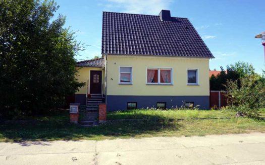 Immodrom, Immobilienmakler Magdeburg -  ohne Käuferprovision: Einfamilienhaus in Parey wtA807