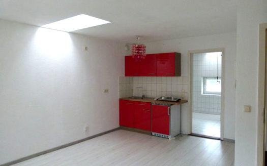 Immodrom, Immobilienmakler Magdeburg -  Klein, fein und gemütlich 1-Raum Wohnung in Möser bnA58