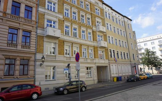 Immodrom, Immobilienmakler Magdeburg - 3 Raum Wohnung mit Fahrstuhl im Zentrum von Magdeburg wtA811