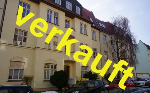 Immodrom, Immobilienmakler Magdeburg - VERKAUFT: ohne Käuferprovision, 2 Raum Wohnung zur Kapitalanlage wtA812