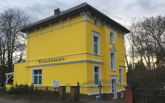 Immodrom, Immobilienmakler Magdeburg - Klein, fein und gemütlich 1-Raum Wohnung in Möser bnA59